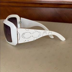 Faux Coach Sunglasses